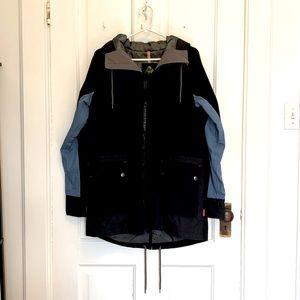 Burton x LAMB limited edition winter jacket